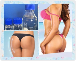 Fillers for buttock and Breast Augmentation 100ml
